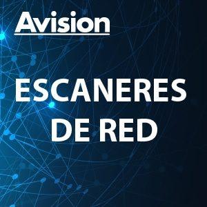 Escáneres de Red