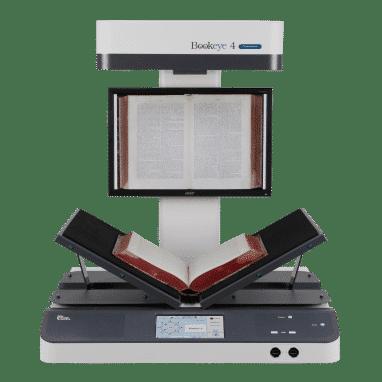 Bookeye® 5 V2 Image Access | Mayorista escáner en CdMx