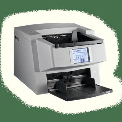 El escáner SCAMAX® 4x3 | Mayorista en CdMx