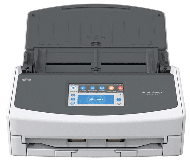 Fujitsu ScanSnap iX1500 | Digitalizar fácil y rápido