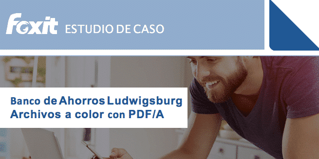 Ludwingsburg - archivos a color con PDF/A