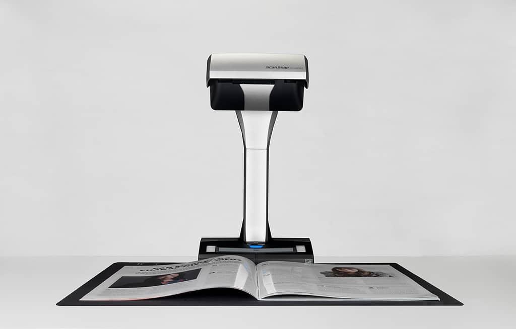 Tipos de escáneres y la revolución informática