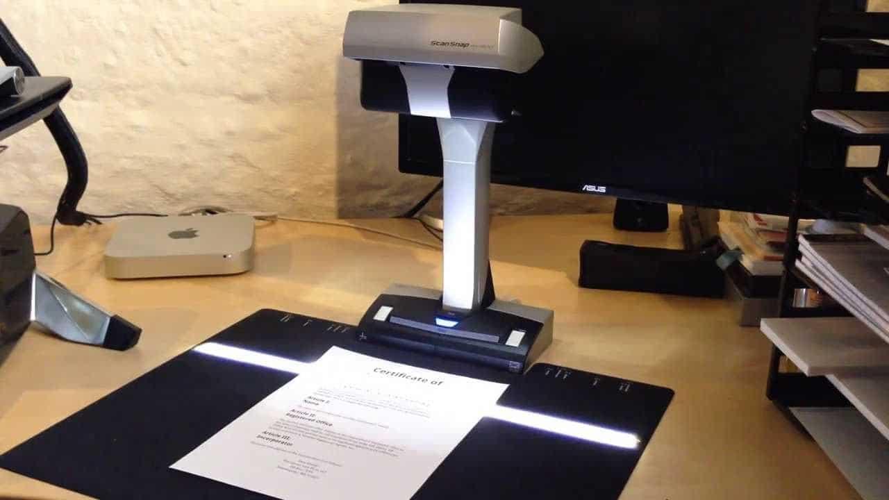 Digitalización con escáner - Mayorista de México