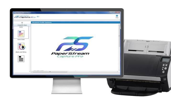 PaperStream Capture Pro - Mayorista de escáneres en México