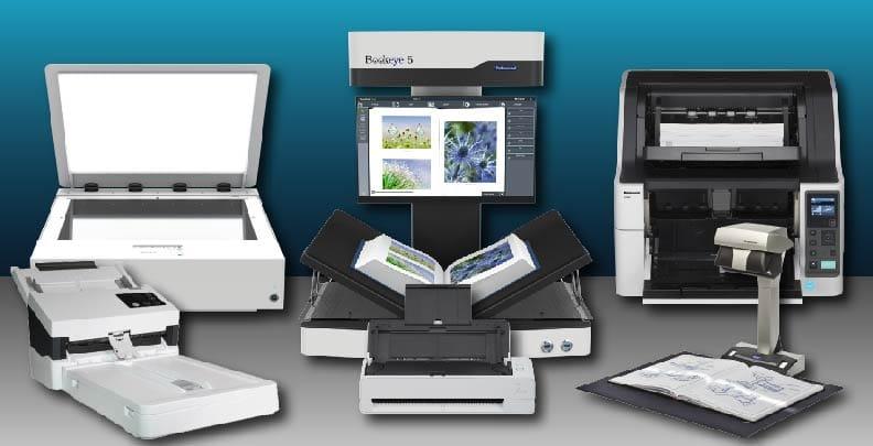 Escáner de documentos - ¿Cuál es el mejor para el 2021?
